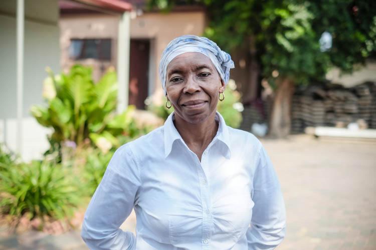 Ethel Mokwena