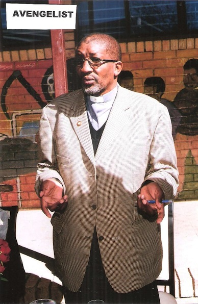 Evangelist from the Methodist Church in Alexandra, he is mandated by the church to work hand in hand with the hospice.  He is always available to offer spiritual upliftment and prayers and at all the functions that are held by the organisation.